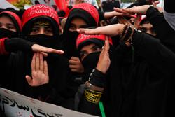 مسيرات شعبية في باكستان تنديداً بجريمة اغتيال الشهيد الفريق سليماني