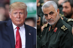 Qassem Soleimani  and Trump