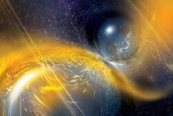 مشاهده دومین برخورد ستارههای نوترونی در جهان