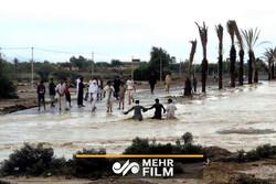 آخرین وضعیت امدادرسانی در سیستان و بلوچستان
