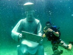 Persian Gulf's underwater museum: an environmental threat?