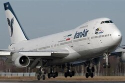 Iran Air flights to European destinations underway