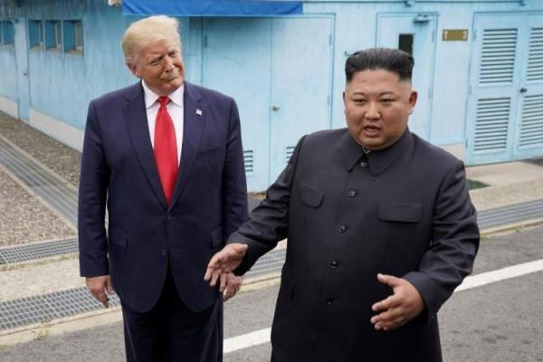 درخواست آمریکا از کره شمالی برای از سرگیری گفتگو