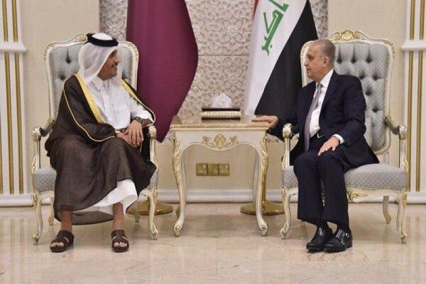 Katar Dışişleri Bakanı yakın gelecekte Irak'a gidecek