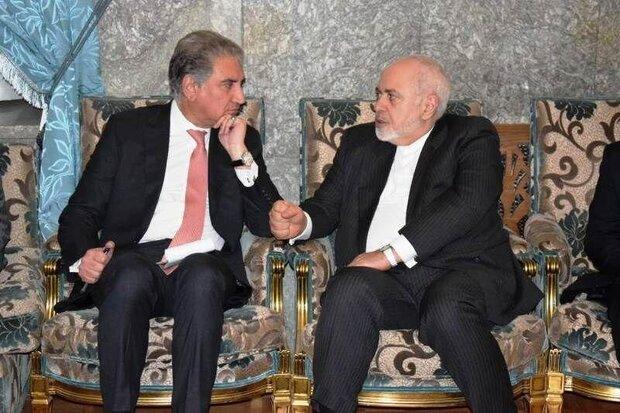 Zarif Tahran'da Pakistanlı mevkidaşı ile gündemi konuştu