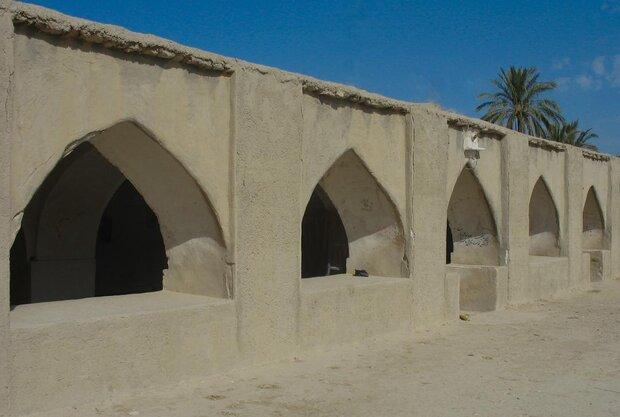 مرمت مسجد تاریخی سیریزجان بخش بالاده شهرستان کازرون
