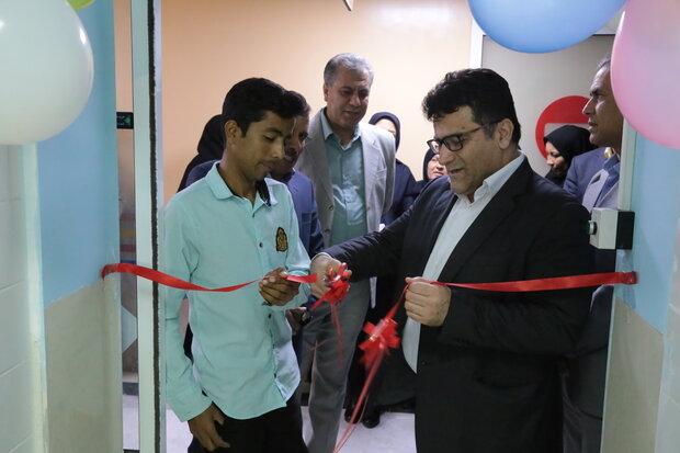 بخش تالاسمی بیمارستان امیرالمؤمنین (ع) گناوه افتتاح شد