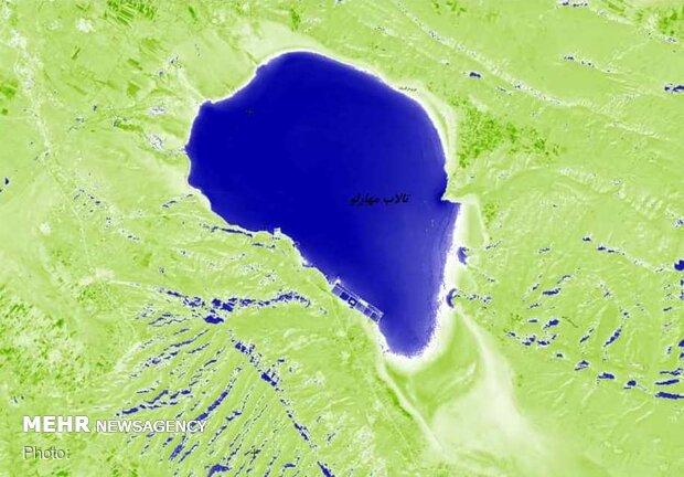 آبگیری برخی تالاب های فارس در بارندگی های اخیر