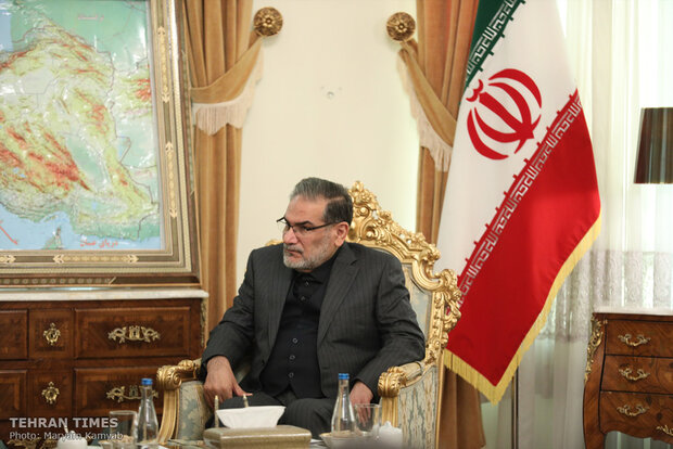 Syrian PM, high-level delegation meet senior Iranian security official