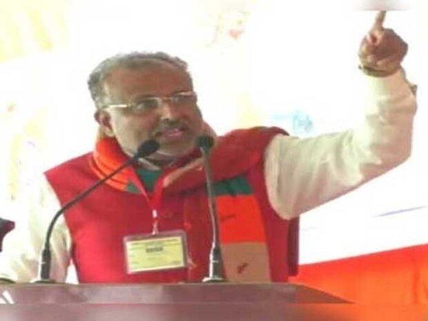 بھارت کی حکمراں جماعت بی جے پی  کی مخالفین کو زندہ دفن کرنے کی دھمکیاں