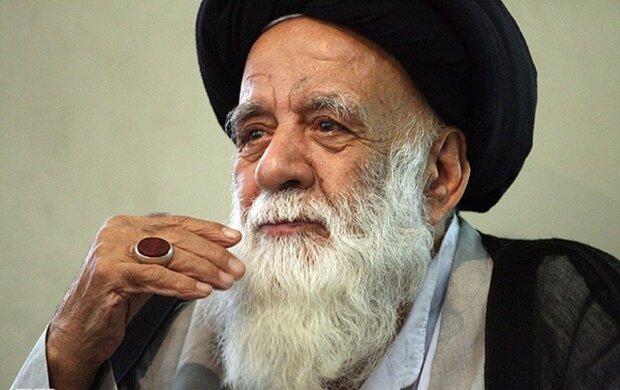 برگزاری آیین گرامیداشت آیت الله نجومی در کرمانشاه