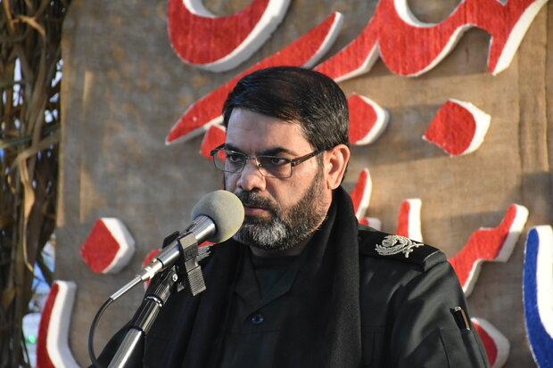 شهادت حاج قاسم شروع کار جبهه اسلام و غروب دشمنان در منطقه است