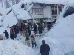 آزاد کشمیر میں برفانی تودہ گرنے سے پاکستان کے 5 فوجی ہلاک
