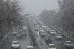 Tebriz'de sonbaharın ilk karı düştü