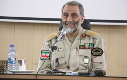 Fight against maritime crime to be intensified: Brig. Gen. Rezaei