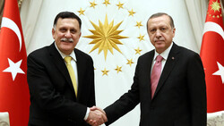 تركيا تسعى لاحياء الهيمنة العثمانية من جديد من خلال التدخل في ليبيا