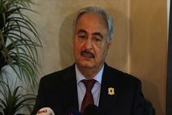 نقش روسیه در آتش بس میان گروهها در لیبی