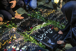 Seven days after burial of Marty Soleimani in Kerman