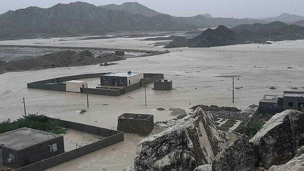 بازگشایی ۴۰۰ راه روستایی مسدود شده در سیلاب سیستان و بلوچستان
