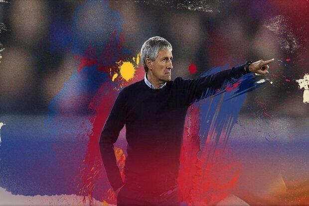 سرمربی جدید بارسلونا معرفی شد
