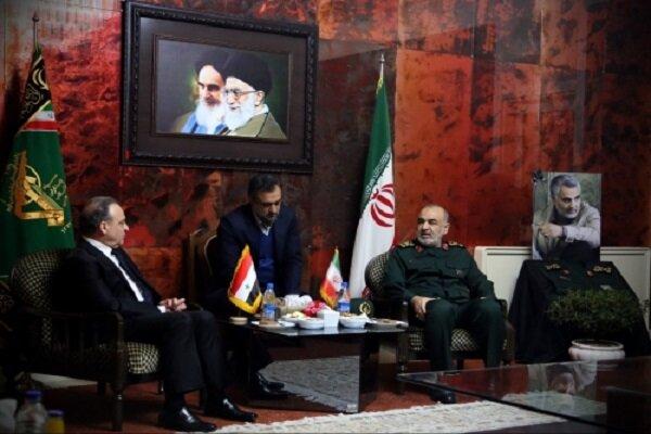 Martyr Soleimani architected battleground failures of US, Zionist regime: Maj. Gen. Salami
