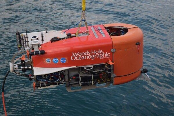 تولید ربات خودران برای نمونه برداری از بستر دریا
