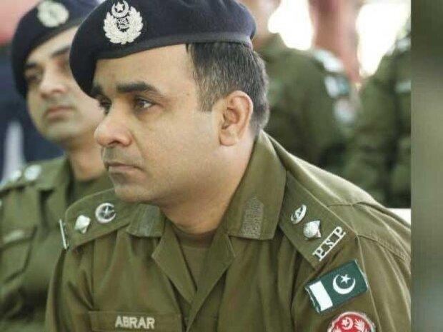 """پاکستان میں سینئر پولیس افسر """" ایس ایس پی """" نے خودکشی کرلی"""