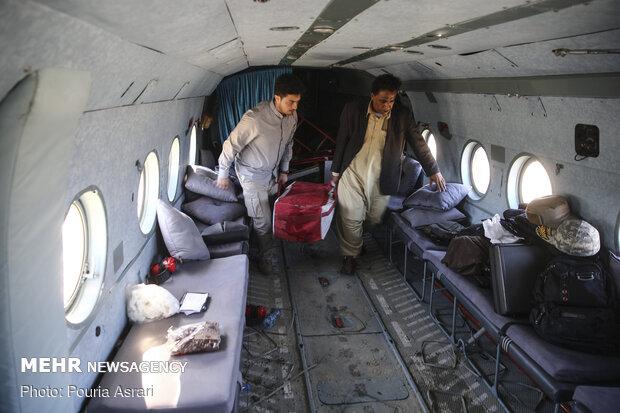 اعزام تیمهای تعمیراتی، تاسیساتی و جوشکاری به سیستان و بلوچستان
