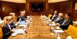 ظريف يناقش مع ننظيره الدنماركي تقاعس الاوروبيين في تنفيذ التزاماتهم ازاء الاتفاق النووي
