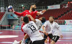 Iran handball