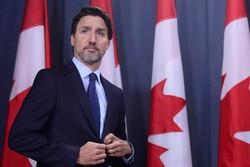 نخست وزیر کانادا دعوت آمریکا را رد کرد