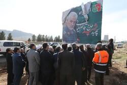 نامگذاری بزرگراهی در کرمانشاه به نام سپهبد شهید قاسم سلیمانی