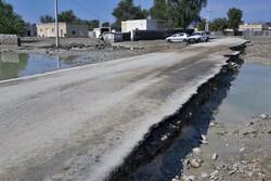 ۷ محور در جنوب سیستان و بلوچستان بازگشایی شد