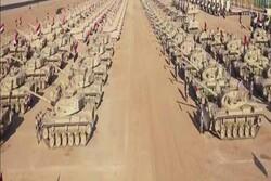 آشنایی با بزرگترین پایگاه نظامی مصر که امروز افتتاح شد