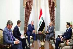 رایزنی عبدالمهدی با سفرای ۳ کشور در عراق
