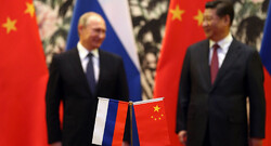 Russia, China
