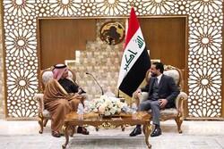 رایزنی وزیر خارجه قطر با رئیس پارلمان عراق