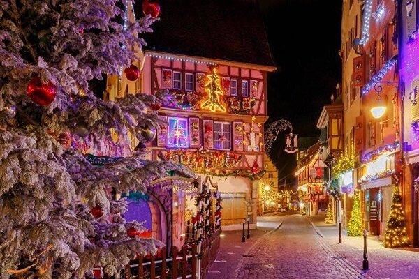 کریسمس استانبول دیدنی است