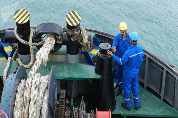Rusya açıklarında İran petrol tankerinde yangın!