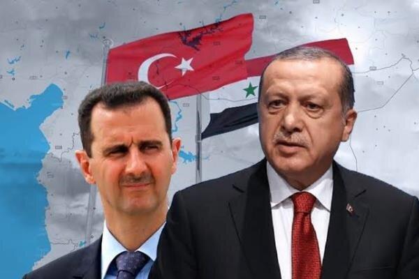 نخستین نشست رسمی اطلاعاتی میان ترکیه و سوریه