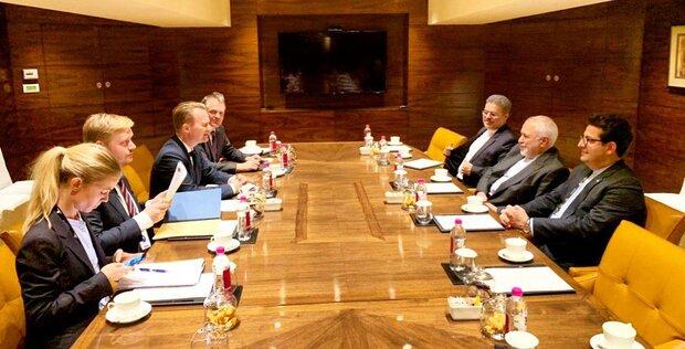 Danish FM, Zarif hold talks in India