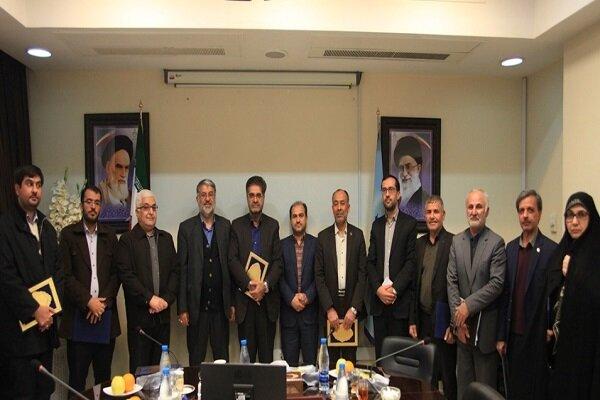 مراسم تحلیف هیئت منصفه مطبوعات استان یزد برگزار شد