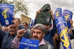 مردم استان سمنان با آرمانهای انقلاب تجدید میثاق کردند/ سپاه پاره تن ملت ایران