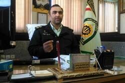 کامیون حمل کالای قاچاق در سمیرم توقیف شد