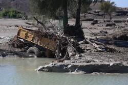 خسارت بیش از ۱۵۰۰ واحد مسکونی در مناطق سیل زده هرمزگان