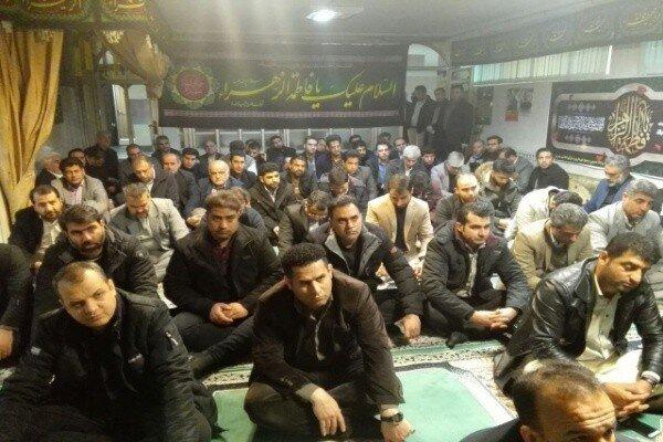یادواره شهید «علی تاجیک» در شهرداری ورامین برگزار شد