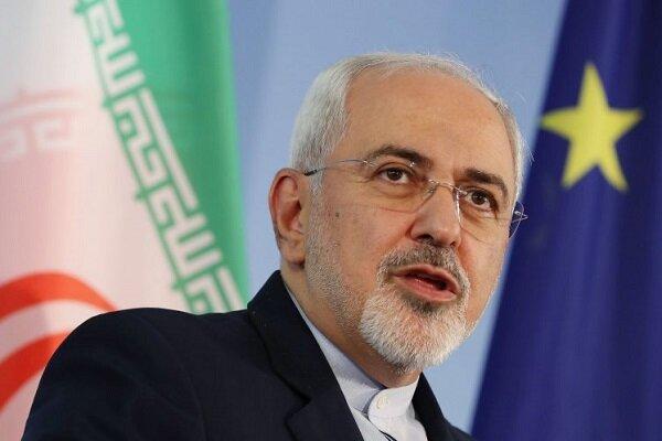 ظريف: إدعاءات الاوروبيين بشأن الاتفاق النووي مرفوضة