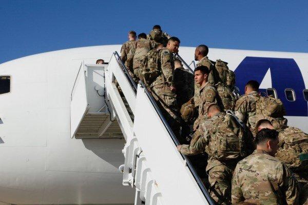 سنتکام مدعی اعزام نیروهای هوابرد آمریکا به بغداد شد
