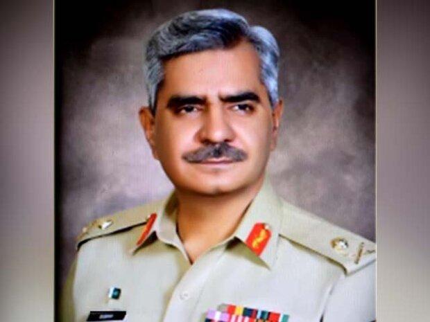 جنرل بابر افتخار پاکستانی  فوج کے نئے ترجمان مقرر