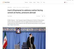 توجه خبرگزاری رویترز به حضور گسترده مردم در نمازجمعه تهران